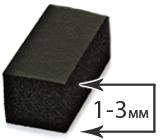 Носки 1-3 мм (+24°)