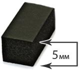 Носки 5 мм (16-24°)