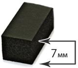 Носки 7 мм (8-16°)