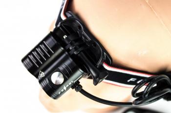Налобный подводный фонарь Ferei Discoverer, 860 люмен, холодный свет