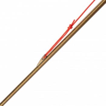 Линь Salvimar MONORED ø1,2 мм 120 кг. (катушка 50 м. цена за метр)
