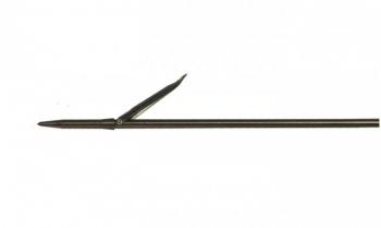 Гарпун Scorpena для арбалета d7мм, 115см из стали17-4PH, с зацепами-плавниками sharkfin