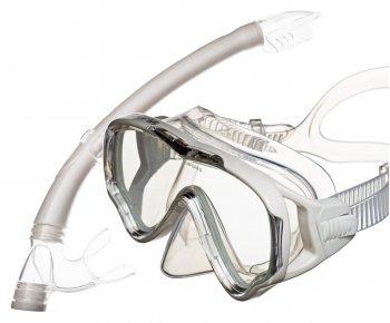 Набор Sargan МАУГЛИ (маска+трубка) детский