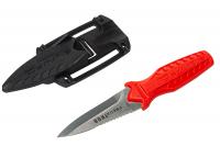 Нож salvimar Predathor красный