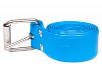 Эластичный ремень SALVIMAR Pro с марсельской пряжкой 155 см. Синий