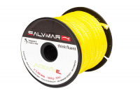 Линь Salvimar ACTIVE DYNEEMA желтый  ø 1,5 мм 190 кг. 50 м. (180 кг. На разрыв)