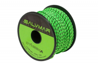 Линь Salvimar DYNEEMA зеленый ø 2 мм 240 кг. (катушка 50 м. цена за метр)