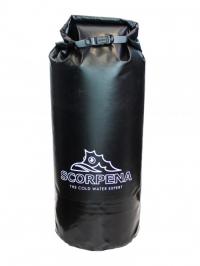 Герморюкзак Scorpena OREDEZH 60-80-100 литров чёрный