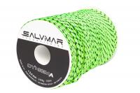 Линь SALVIMAR DYNEEMA ø 2 мм, 240 кг. (Цена за 1 метр)