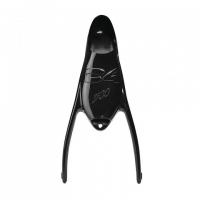 Калоши для ласт С4 серия 300 EASY FIT, черные