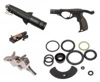 Диагностика неисправностей и ремонт любых ружей для подводной охоты