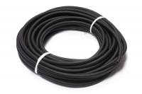 Резина для амортизации диаметр 9 мм, черная (Цена за 10 см.)