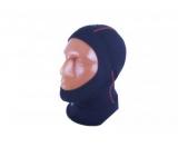 Шлем САРГАН 'НЕРО' с молнией сзади 5 мм