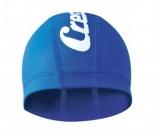 Шапочка для плавания Cressi CAP полиуретановая, синяя, профессиональная