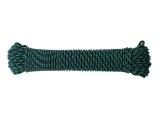 Буйреп плавающий высокопрочный 5 мм х 30 м, чёрно-зелёный