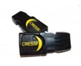 Пряжки Cressi пластиковые для ласт Frog, Pro Light, Master Frog (пара)