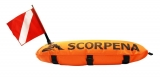 Флажок буя Scorpena B