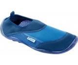 Тапочки Cressi CORAL неопреновые синий/бирюзовый